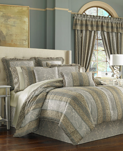 CLOSEOUT! J Queen New York Hemmingway Bedding Collection