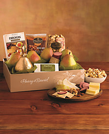 Harry & David Gift Set, Harry's Gift Box