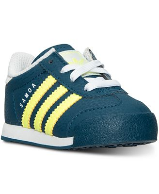 adidas kids samoa leather toddler