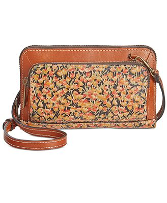 Patricia Nash Andria Zip Around Crossbody