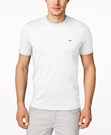 Michael Kors Men's Basic Crew Neck T-Shirt