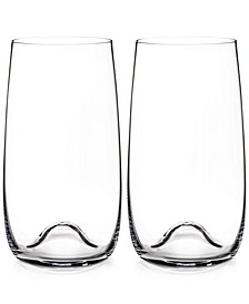 Elegance Highball Glass Pair