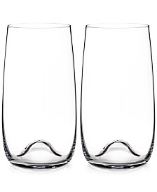 Waterford Elegance Highball Glass Pair