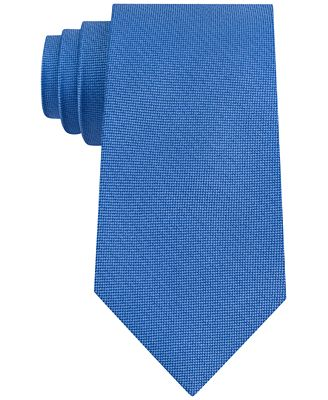 Club Room Men's Classic Textured Tie, Created for Macy's