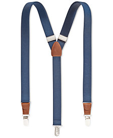 Club Room Men's Suspenders, Created for Macy's