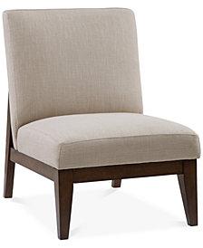 Kari Accent Chair, Quick Ship