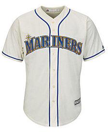 Majestic Kids' Seattle Mariners Replica Jersey, Big Boys (8-20)