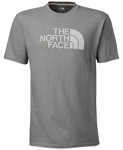 The north face mens logo half dome t shirt t shirts men macys the north face mens logo half dome t shirt sciox Images
