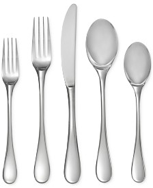 Nambé Skye Dinnerware Collection by Robin Levien 5-Pc. Flatware Place Setting