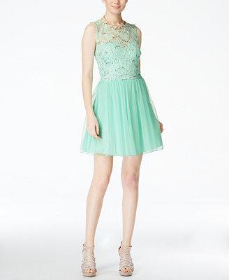 Short Sequin Prom Dress Macys 82