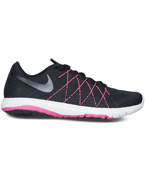 cbc3f3f5dba23 Nike Women s Flex Fury 2 Running Sneakers from Finish Line   Reviews ...