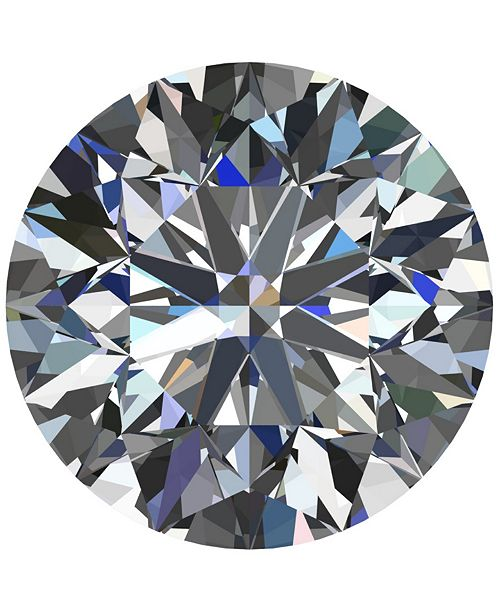 Macy's GIA Certified Diamond Round (3/4 ct. t.w.)