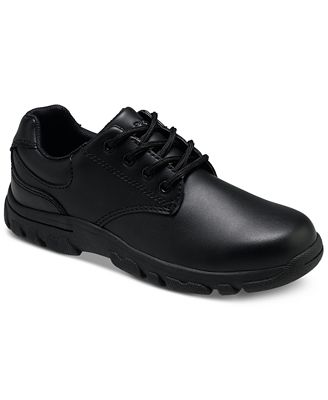 Hush Puppies Little Boys' or Toddler Boys' Chad Shoes