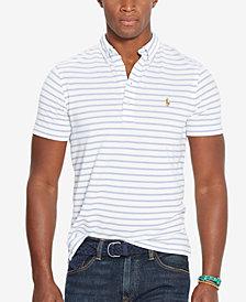 Polo Ralph Lauren Hampton Striped Polo Shirt