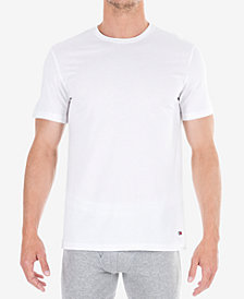 Tommy Hilfiger Men's Classic Crew Neck Undershirts 09tcr01