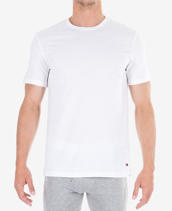 Tommy Hilfiger - Classic Crew Tee, 3 pack