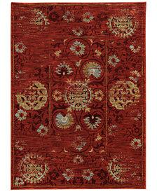 "Oriental Weavers Sedona 6386E 6'7"" x 9'6"" Area Rug"
