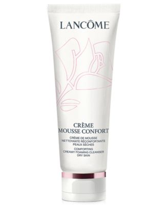Crème Mousse Confort Comforting Creamy Foaming Cleanser Travel Size, 60 ml