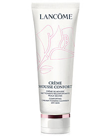Lancôme Crème Mousse Confort Comforting Creamy Foaming Cleanser Travel Size, 60 ml