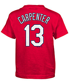 Majestic MLB Matt Carpenterr Jersey, Little Boys (4-7)