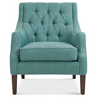 Deals on Glenis Tufted Accent Chair