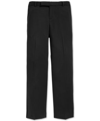 Image of Calvin Klein Boys' Bi-Stretch Suiting Pants