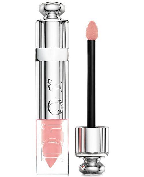 Dior Addict Milky Tint Nourishing Lip Fluid Wet Effect