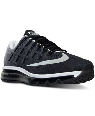 Nike Men's Air Max 2016 Equinox Running Sneakers from Finish