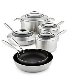 SCANPAN CTX  10-Piece Cookware Set