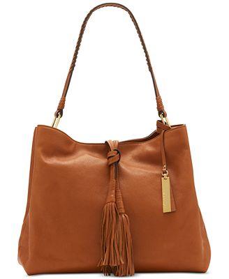 Vince Camuto Taro Hobo - Handbags & Accessories - Macy's