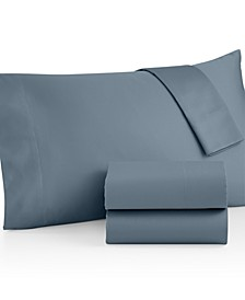 Open Stock Extra Deep Pocket King Flat Sheet, 600 Thread Count 100% Cotton