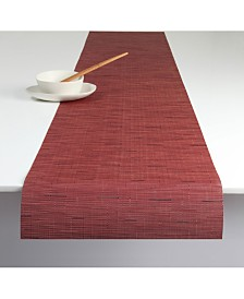 Chilewich Bamboo Woven  Table Runner