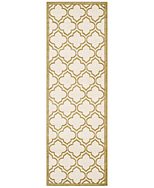 Safavieh Amherst Indoor/Outdoor AMT412 2'3'' x 7' Runner Area Rug