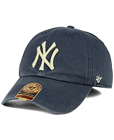 '47 Brand New York Yankees Vintage Franchise Cap