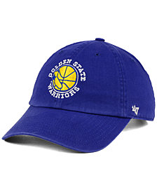'47 Brand Golden State Warriors Hardwood Classics Clean Up Cap