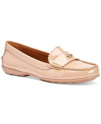 Coach Woman S Odette Casual Loafers Flats Shoes Macy S
