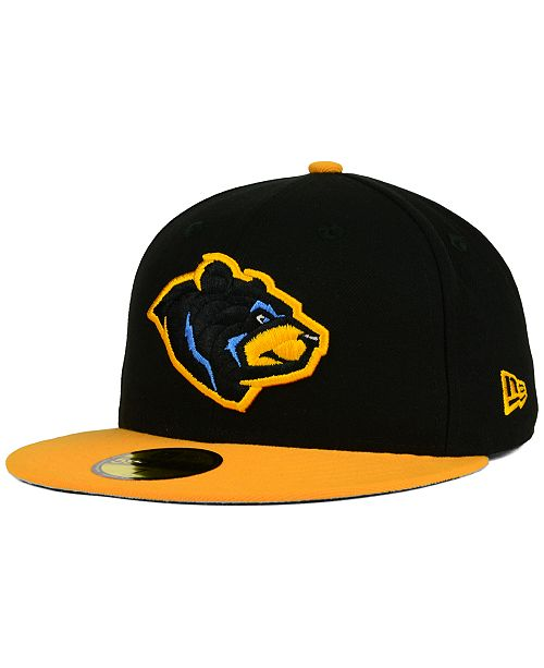 8faf0265440 New Era West Virginia Black Bears AC 59FIFTY Fitted Cap   Reviews ...
