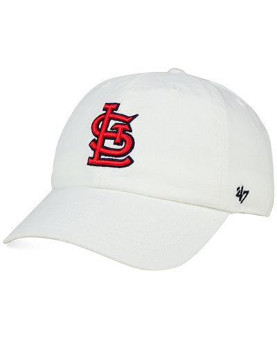'47 Brand St. Louis Cardinals Core Clean Up Cap