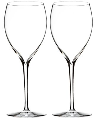 Elegance Sauvignon Blanc Wine Glass Pair