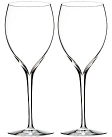 Waterford Elegance Sauvignon Blanc Wine Glass Pair