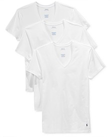 Men's 3-Pk. Slim Fit Classic T-Shirts