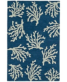 "Seaside SE12 3'6""X5'6"" Area Rug"