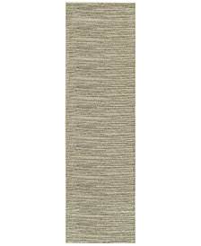 "Oriental Weavers Richmond Casual Beige/Ivory 2'3"" x 7'6"" Runner Rug"