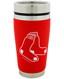 Hunter Manufacturing Boston Red Sox 16 oz. Stainless Steel Travel Tumbler