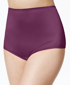 Vanity Fair Perfectly Yours Ravissant Nylon Full Brief 15712, also available in extended sizes