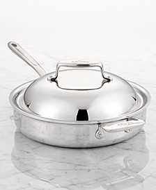 d7 3-Qt. Skillet with Domed Lid