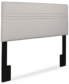 Landry Full/Queen Upholstered Headboard, Quick Ship