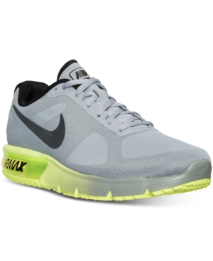 UPC 883418561871 Nike Air Max Sequent (Wolf GreyBlack