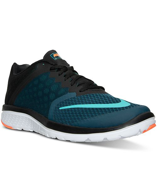 839f0e269a8 Nike Men s FS Lite Run 3 Running Sneakers from Finish Line ...