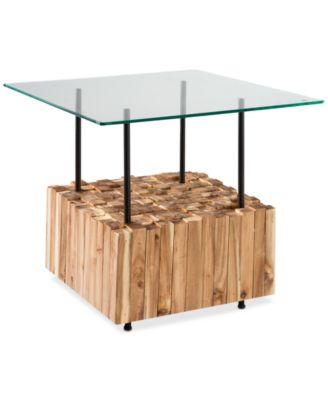 Benson Side Table, Quick Ship